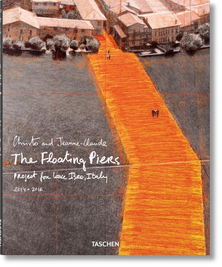 TASCHEN Books: Christo and Jeanne-Claude. The Floating Piers, Vs. 1