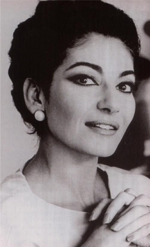 The difference between a successful person and others is not a lack of strength, not a lack of knowledge, but rather a lack of will. Vince Lombardi Photo:Maria Callas