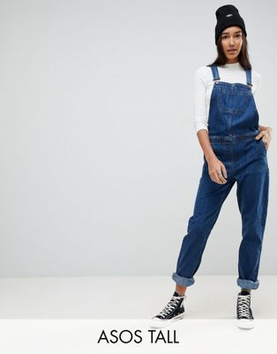 203d2237 DESIGN Tall denim overall in stonewash blue in 2019 | Bedrooms ...
