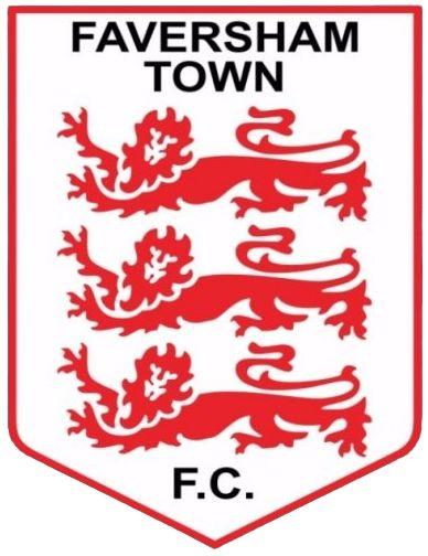 1884, Faversham Town F.C. (England) #FavershamTownFC #England #UnitedKingdom (L16918)