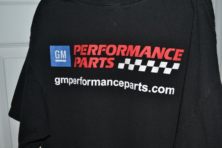 GM American Black T-Shirt General Motors Project Graphic Tee Vintage 2000s Retro Sports Car Graphic Free Shipping to USA | Size XL