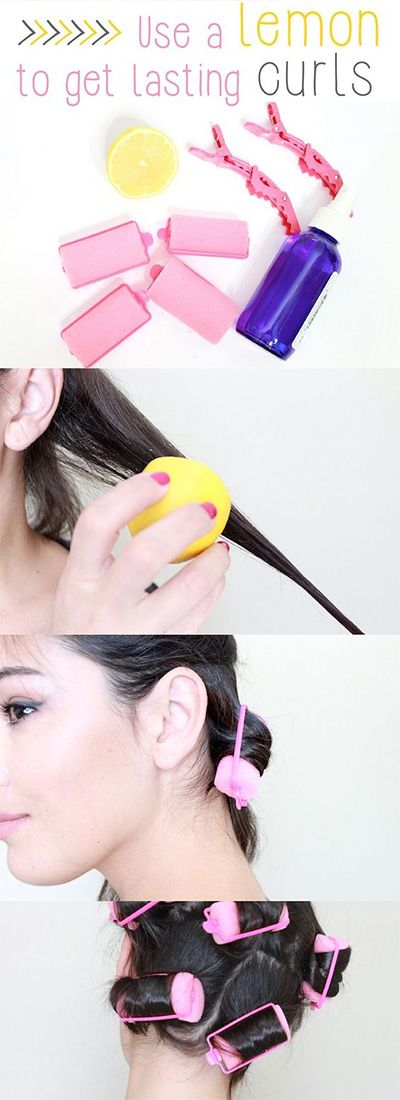 how to get perfect curls overnight without heat