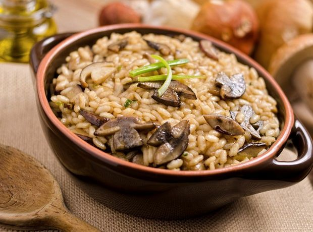Λαχταριστό ριζότο με μανιτάρια - Food | Ladylike.gr