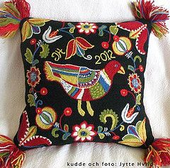 wool embroidery | Flickr - Photo Sharing!