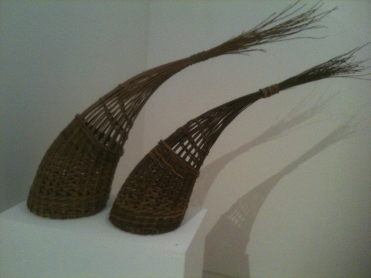 American Basketry Native Abstract