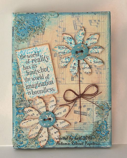 Kath's Blog......diary of the everyday life of a crafter: Autumn Retreat at The Papeterie