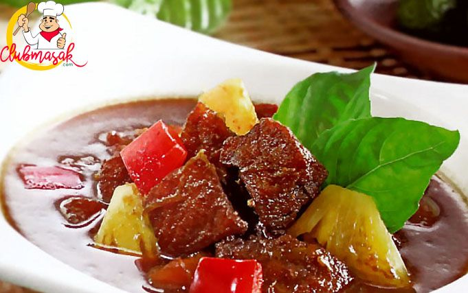 Resep Hidangan Lauk Kambing Asam Manis, Masakan Sehat Untuk Diet, Club Masak