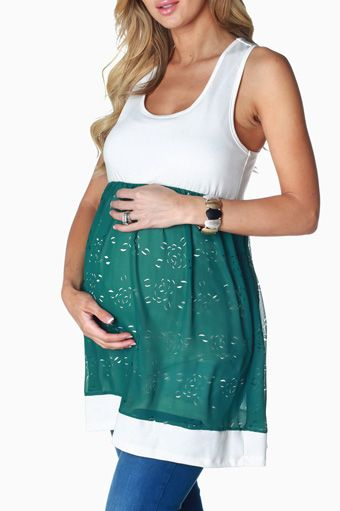 Inexpensive and adorable maternity and nursing clothes