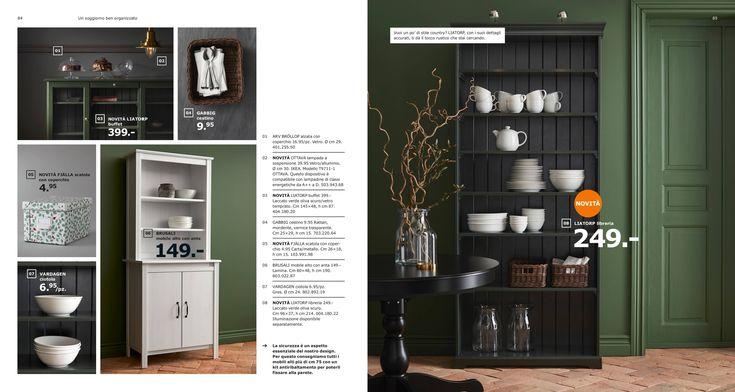 Soluzioni per il soggiorno - Catalogo IKEA 2019   Ikea ...