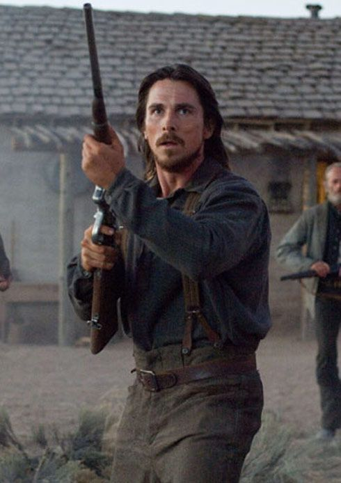 167 best images about ... Christian Bale Western