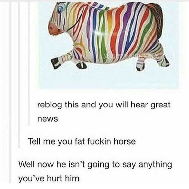 That's not even a horse. That's a rainbow coloured zebra.