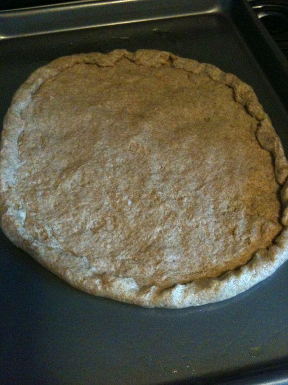 No yeast whole wheat pizza dough | Yummy! | Pinterest