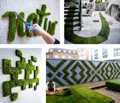 La tendance du mousse graffiti nous envahit ! | Le grand petit monde Fermob