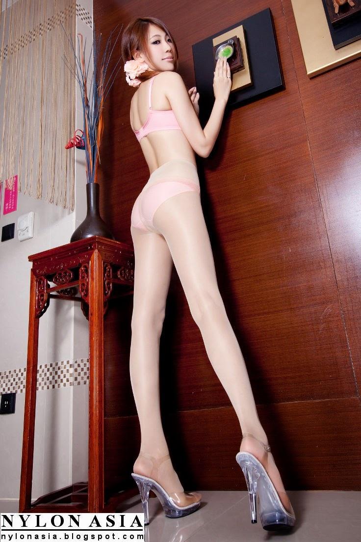 Sexy Pink Pantyhose 18