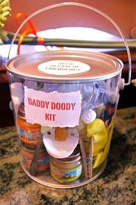 Baby shower gift for men