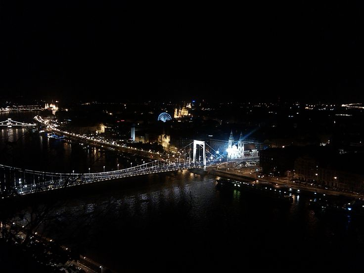 Gellért-hegy in Budapest, Budapest