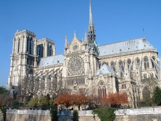 Notre Dame Cathedral - FRANCE