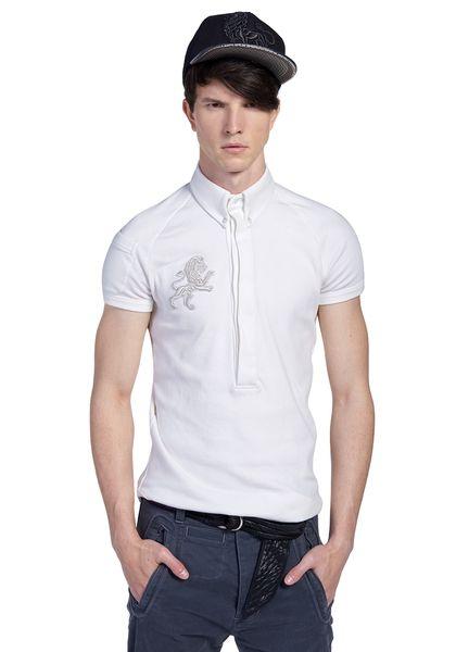 T-shirt GANGSTA POLO
