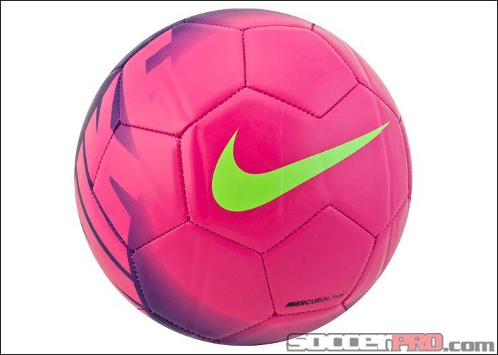 Nike Mercurial Fade Soccer Ball - Purple...$17.99