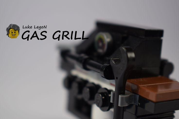 LEGO Gas Grill