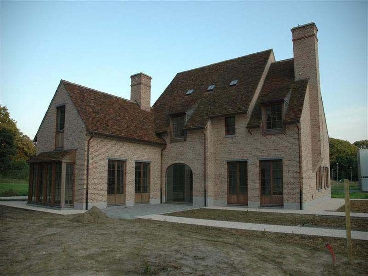 Vandemoortel Rustieke Bouwmaterialen - Stijlvloeren - Oude gevelstenen Beerse klinker rijnformaat