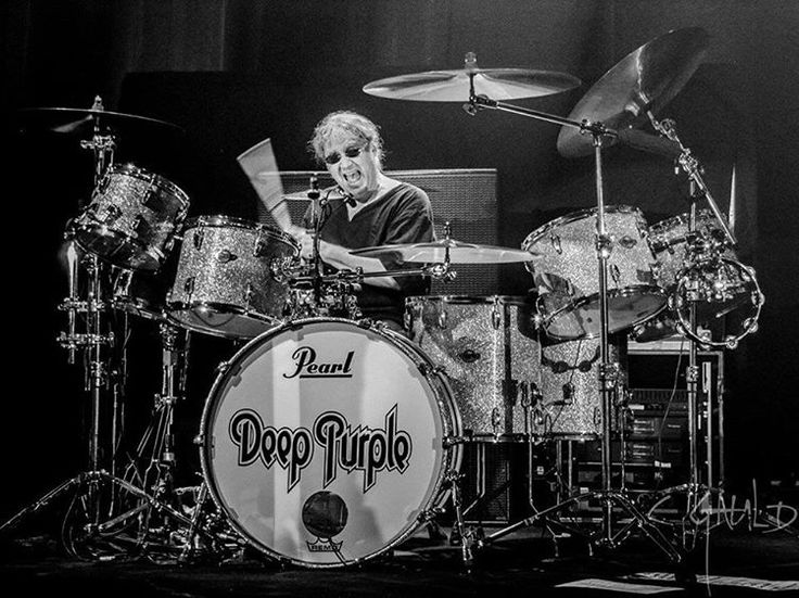Ian Paice of Deep Purple - Moncton, NB 2012 #ianpaice, #deeppurple, #deep_purple_fanpage, #casino_nb, #drums, #drummers, #percussion, #gigphotos, #rockshots, #music, #livemusic, #liveperformance, #rock, #classicrock