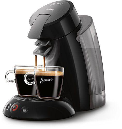 Cafetière Senseo (indépendant entièrement automatique pod Coffee machine Senseo Coffee pod Café crème): Senseo HD7818/22. type de produit:…