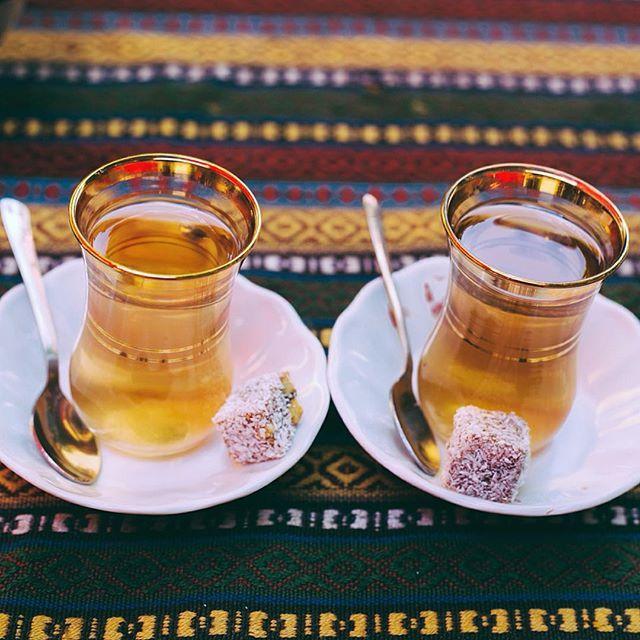 The land of Turkish Apple tea 😍