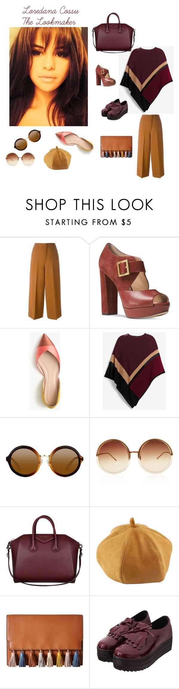 Donna AUTUNNO:Sei una donna dai colori caldi e morbidi? by loredanacossu on Polyvore featuring moda, White House Black Market, Marni, J.Crew, Michael Kors, Givenchy, Rebecca Minkoff and Linda Farrow