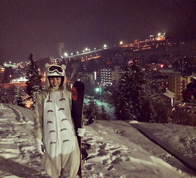 🏂❤❄️🐭 #bukovel2016 #bukovel #winter2016 #happy #snowboarding #holidays