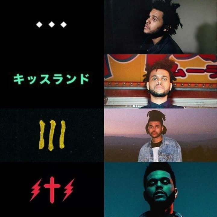 Art Image By Egan Dunn The Weeknd Tattoo The Weeknd Albums