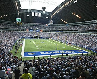 If you're from out of town and joining us at our Growth Conference in Dallas Jan. 10, be sure to check out the tourist attractions, like the Cowboys Stadium.