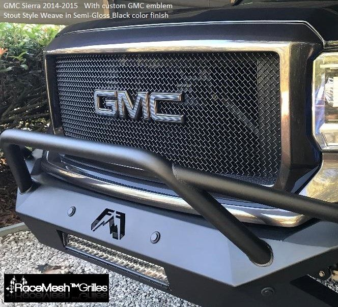 Made To Order Clean Custom Grilles Www Racemeshgrilles Com
