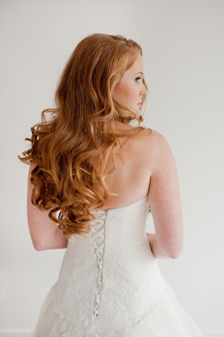 73 best wedding day hair images on pinterest