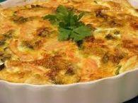 Resep Masakan Quiche Daging Asap