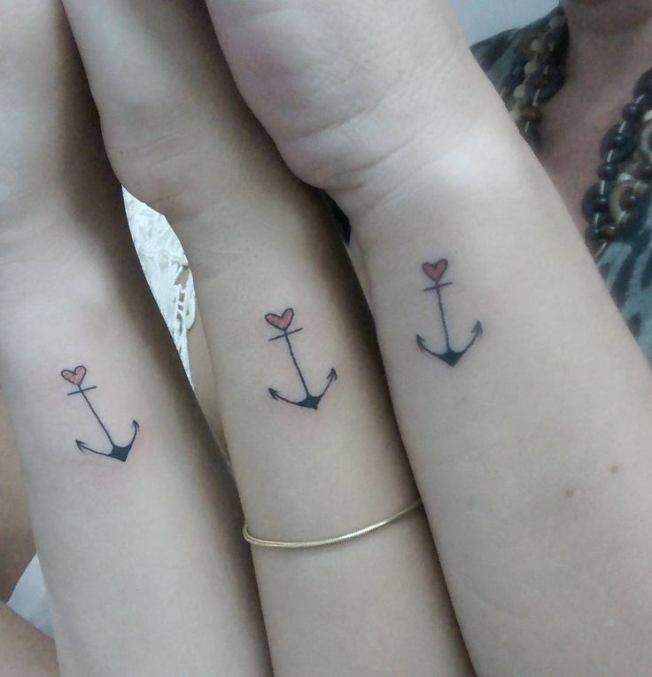 Anchor Tattoos | POPSUGAR Beauty