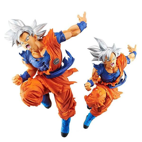 Sdbh Goku Ultra Instincts Anime Figures Goku Anime