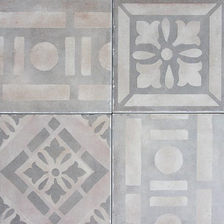 Concrete tiles from Exquisite Surfaces.
