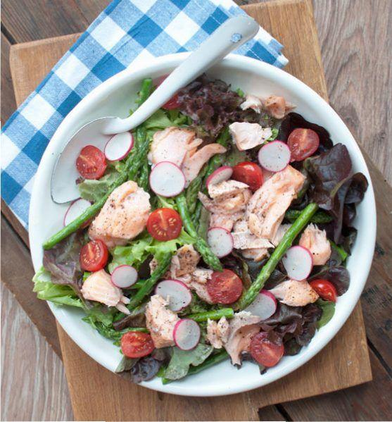158 beste afbeeldingen van salade gezond eten lunches for Vers de salade