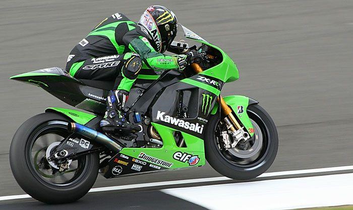 Monster Kawasaki @ Donington 2008