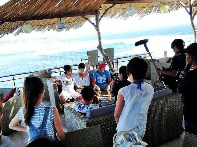 新・バリの素(もと): 世界さまぁ~リゾート3週連続バリ島SP、レンボンガン島特集の撮影場所