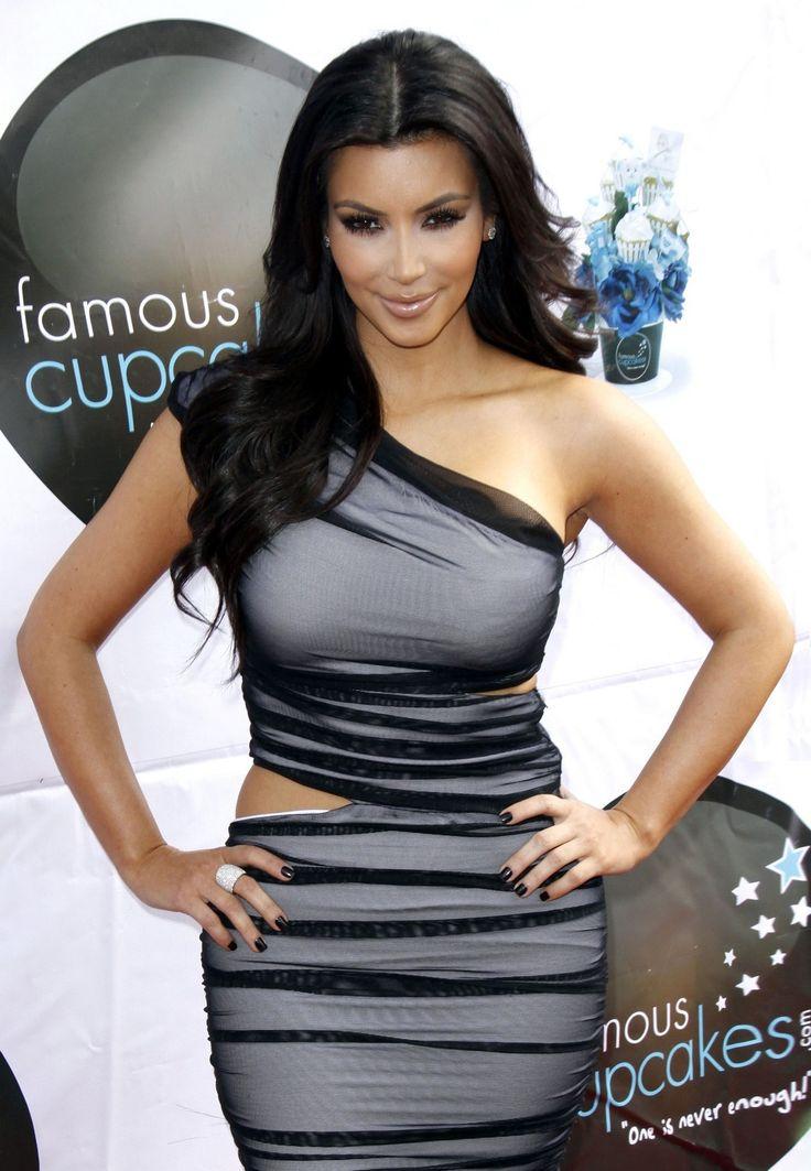 Kim Kardashian Bra Size and Body Measurements