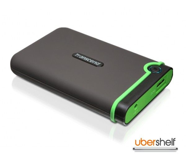 Transcend StoreJet 25M3 500GB External HDD