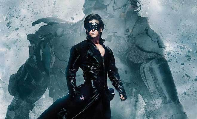 Super Hero Hrithik Roshan in Krrish 3
