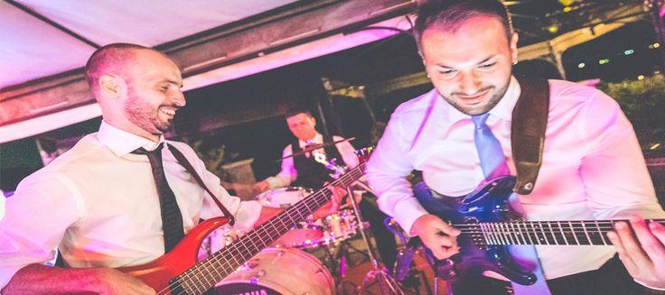 #Gruppo #musicale #matrimonio con Romadjpianobar
