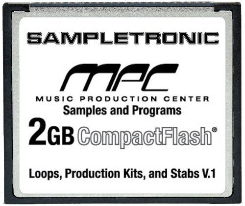 Sampletronic 2GB Sampletronic Premium Sounds and Drums Sample Collection Vol. 1 Compact Flash Memory Upgrade for  No description (Barcode EAN = 0729440963439). http://www.comparestoreprices.co.uk/december-2016-4/sampletronic-2gb-sampletronic-premium-sounds-and-drums-sample-collection-vol-1-compact-flash-memory-upgrade-for-.asp
