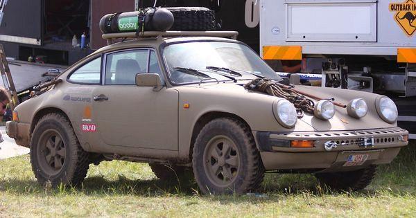 I Need An Off-Road Porsche 911 In My Life ...repinned für Gewinner! - jetzt gratis Erfolgsratgeber sichern www.ratsucher.de
