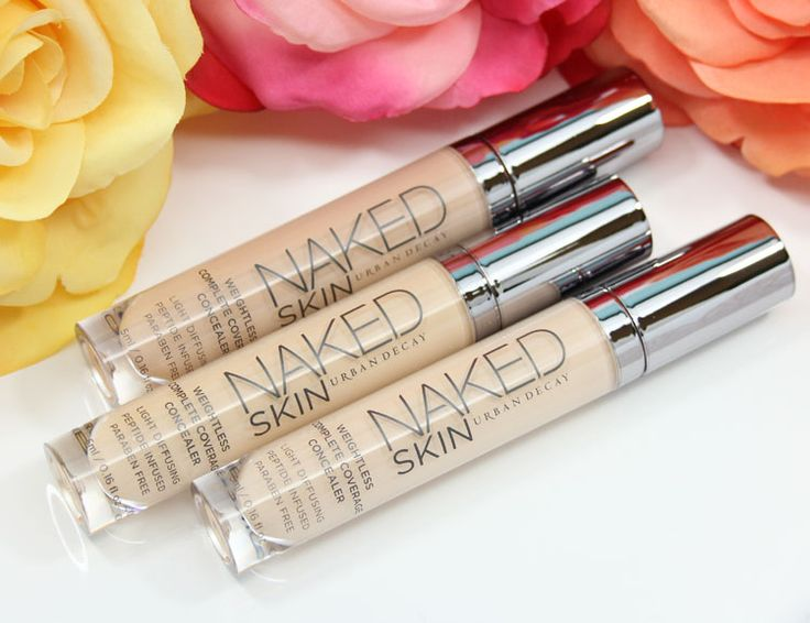 Urban Decay Naked Skin Weightless Complete Coverage Concealer - This is intriguing me...