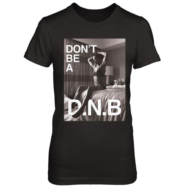 """Ronda Rousey's """"No D.N.Bs"""" Apparel   Represent"""