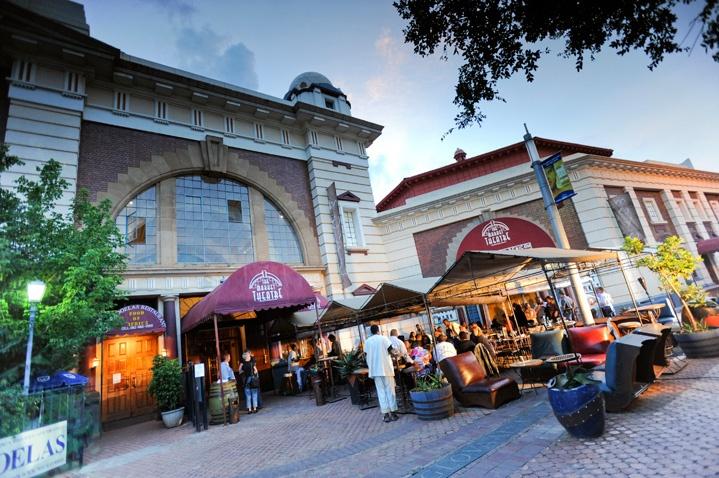 Marty Fitzgerald Square, #johannesburg #suedafrika, #reise
